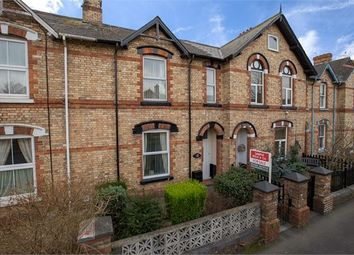 Thumbnail 3 bed terraced house for sale in The Avenue, Newton Abbot, Devon.