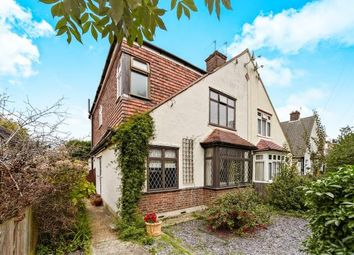 Thumbnail 3 bedroom semi-detached house for sale in Wickham Road, Shirley, Croydon, Shirley