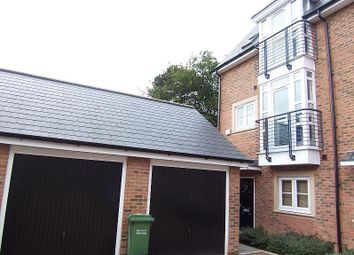 Thumbnail 4 bedroom end terrace house to rent in Caberfeigh Close, Redhill