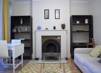 Thumbnail 1 bed flat to rent in Overstone Road, London