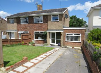Thumbnail 3 bed semi-detached house for sale in Twynham Close, Downton, Salisbury