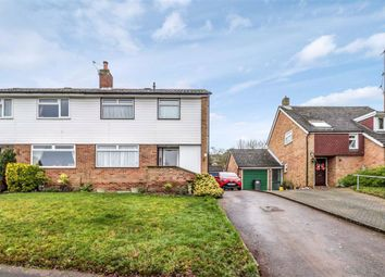 Thumbnail 3 bed semi-detached house for sale in Rib Vale, Hertford