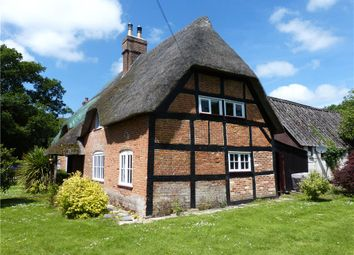 Thumbnail 5 bed detached house to rent in Pamphill Dairy Cottage, Wimborne