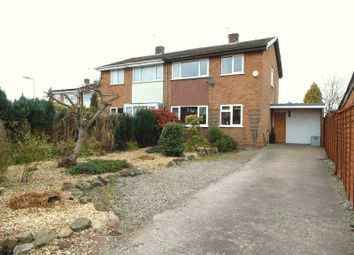 Thumbnail 3 bed semi-detached house for sale in Greenacres Way, Newport