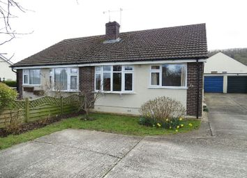 Thumbnail 2 bed semi-detached bungalow to rent in Knightcott Road, Banwell