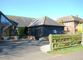Thumbnail 3 bed mews house for sale in Westbury Farm Close, Offley, Hitchin, Hertfordshire