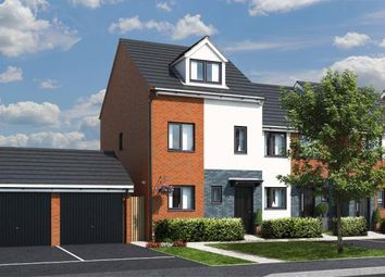 "Thumbnail 3 bed property for sale in ""The Oakhurst At The Woodlands, Newton Aycliffe"" at Ashtree Close, Newton Aycliffe"