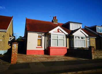 Thumbnail 2 bed semi-detached bungalow for sale in Kingston Road, Gosport