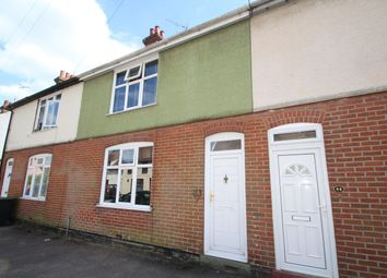 Thumbnail 3 bed terraced house for sale in Stowupland Street, Stowmarket