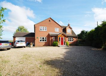 Thumbnail 4 bed detached house for sale in Longacre Lodge, Station Road, Little Steeping, Spilsby