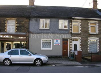 Thumbnail 1 bed flat to rent in Commercial Street, Risca, Risca.