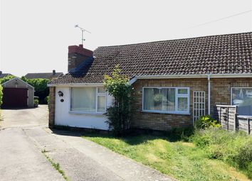 Thumbnail 2 bed semi-detached bungalow for sale in Haworth Close, Scunthorpe