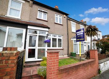Thumbnail 2 bed terraced house for sale in Barnfield Road, Upper Belvedere, Kent