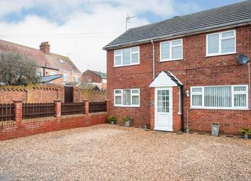 Thumbnail 3 bed end terrace house for sale in Mill Road, Evesham, Worcestershire