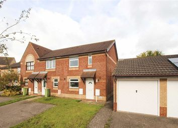 Thumbnail 3 bed end terrace house to rent in Rhodes Place, Oldbrook, Milton Keynes