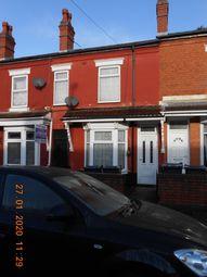 3 bed terraced house for sale in Floyer Road, Birmingham B10