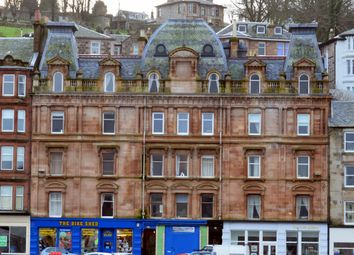 Thumbnail 1 bed flat for sale in Flat 4/1, 21, East Princes Street, Rothesay, Isle Of Bute