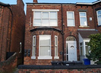 Thumbnail Studio to rent in Northmoor Road, Longsight, Manchester