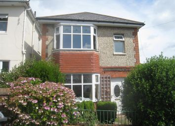 Thumbnail 3 bedroom detached house for sale in Pine Road, Winton, Bournemouth