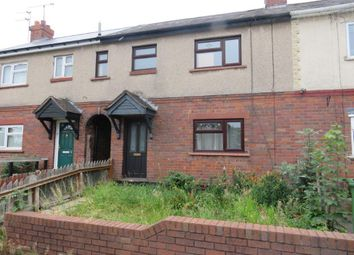 3 bed terraced house for sale in Norton Crescent, Coseley, Bilston WV14