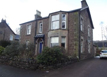 Thumbnail 3 bed flat for sale in Stirling Road, Callander