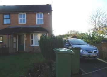 Thumbnail 3 bedroom semi-detached house to rent in Cannam Close, Whetstone, Leicester