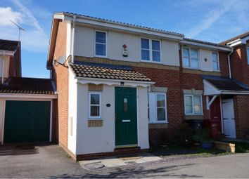 Thumbnail 3 bed end terrace house for sale in Moor Furlong, Slough