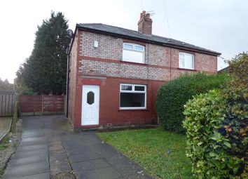 Thumbnail 2 bedroom semi-detached house to rent in Ruskin Grove, Bredbury, Stockport