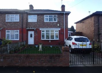 Thumbnail 3 bed town house for sale in Alder Lane, Orford, Warrington, Cheshire