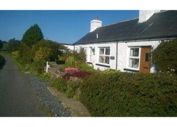 Thumbnail 3 bed detached bungalow for sale in Leswalt, Stranraer