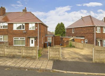Thumbnail 3 bed semi-detached house for sale in Williamson Street, Mansfield, Nottinghamshire