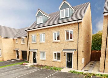 Thumbnail 3 bed semi-detached house for sale in Bunting Drive, Tockwith