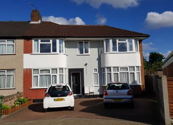 Thumbnail 6 bed semi-detached house to rent in Winchester Road, Harrow