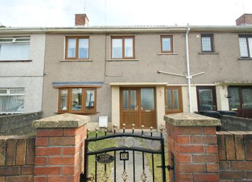 Thumbnail 3 bed terraced house for sale in Dolphin Place, Port Talbot
