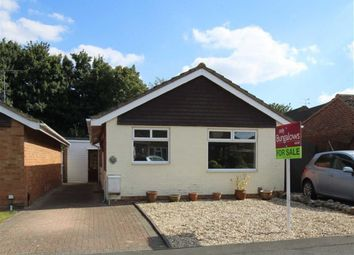 Thumbnail 2 bed detached bungalow for sale in Popplechurch Drive, Swindon, Wiltshire