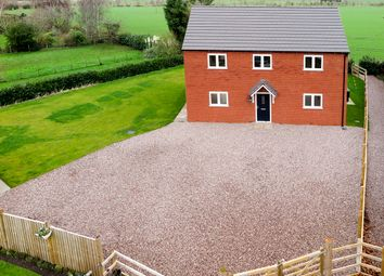 Thumbnail 4 bed detached house to rent in Eaton-On-Tern, Market Drayton