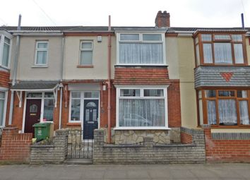 Thumbnail 3 bed terraced house for sale in Compton Road, Portsmouth