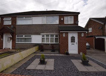 Thumbnail 3 bed property for sale in Prestbury Avenue, Prenton