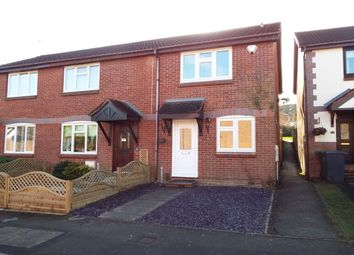 Thumbnail 2 bed end terrace house to rent in Plymouth Close, Headless Cross, Redditch