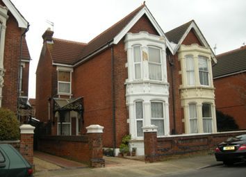 Thumbnail Studio to rent in Nettlecombe Avenue, Southsea