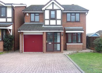 Thumbnail 4 bed property to rent in Falcon, Wilnecote, Tamworth
