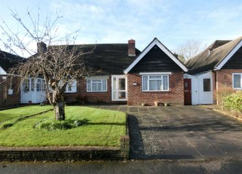 Thumbnail 3 bed semi-detached bungalow for sale in Meadow Road, Wythall, Birmingham