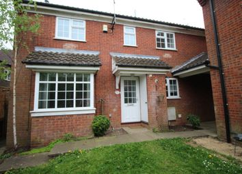 Thumbnail 2 bedroom property to rent in Somersby Close, Luton