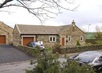 Thumbnail 3 bed detached bungalow for sale in Denholme House Farm Drive, Denholme, Bradford, West Yorkshire