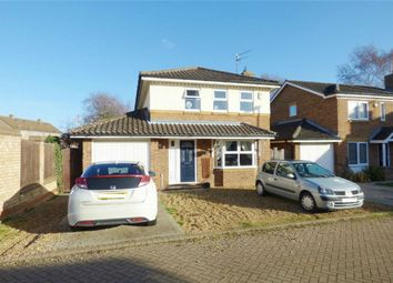 Thumbnail 4 bed detached house for sale in Cranfield Place, Somersham, Huntingdon