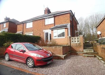 Thumbnail 3 bed semi-detached house for sale in Bryn Gwenfro, Tanyfron, Wrexham