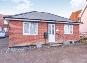 Thumbnail 2 bed detached bungalow for sale in The Street, Botesdale