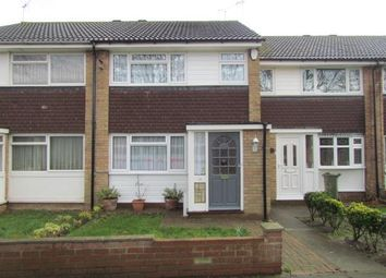 Thumbnail 3 bed terraced house for sale in Lake Road, Chadwell Heath, Romford