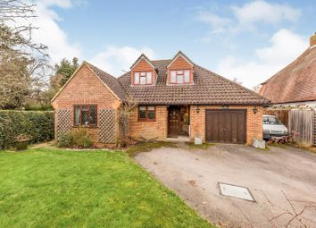 Thumbnail 4 bed detached bungalow for sale in Send Marsh Road, Woking