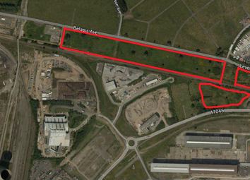 Thumbnail Land for sale in Belasis Avenue, Billingham